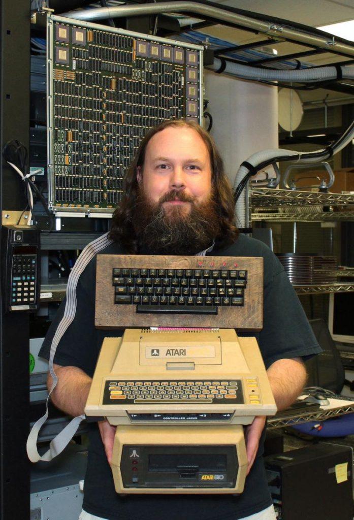 My Atari 400